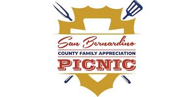 San Bernardino County Family Appreciation Picnic