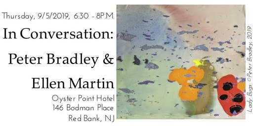 In Conversation: Peter Bradley and Ellen Martin
