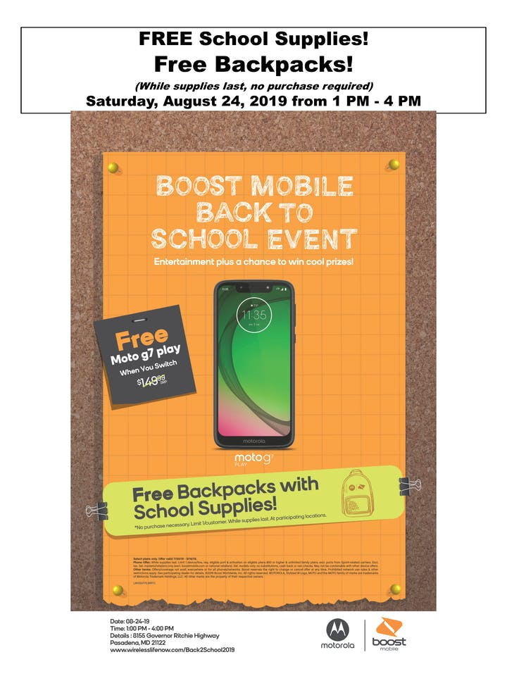 Back 2 School | Boost Mobile | Wireless Life - a Boost