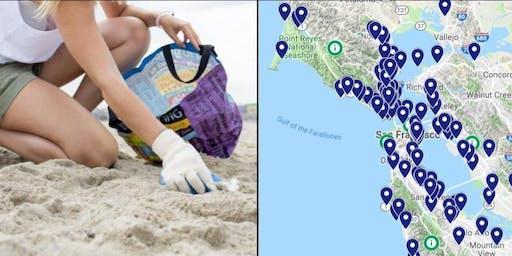 Coastal Cleanup Day w/ B Corp Friends