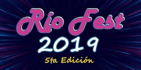 #RíoFest2019 entradas