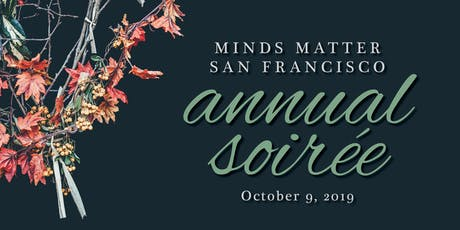 Minds Matter Annual Soiree tickets