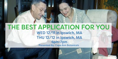 The Best Application For You: Ipswich, MA