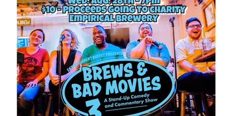 Brews & Bad Movies 3: Bashing Mac & Me tickets