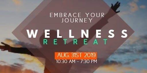 EMBRACE YOUR JOURNEY WELLNESS RETREAT