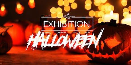 LoudMind™ Presents: theEXHIBITION - Halloween tickets