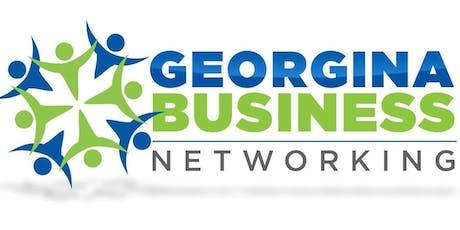 Georgina Business Networking  ~ December Brunch Meeting tickets