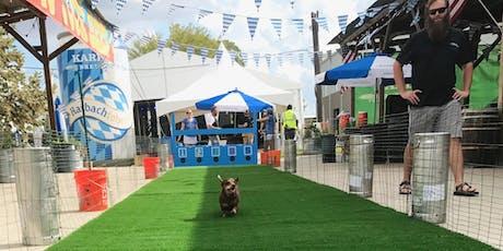 Karbachtoberfest Wiener Dog Races tickets