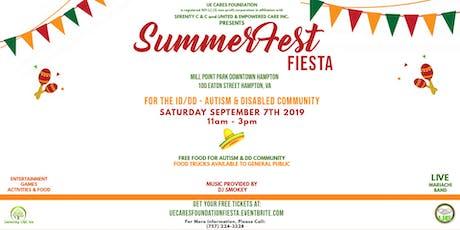 SummerFest Fiesta tickets