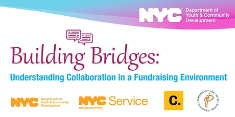 Building Bridges: Understanding Fundraising in 2020 Part 2 - Bronx tickets