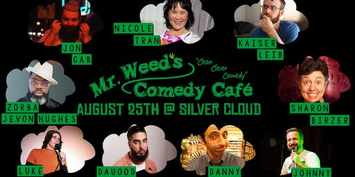 Mr. Weed's Comedy Cafe