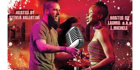 Rock The Mic All Arts Open Mic tickets