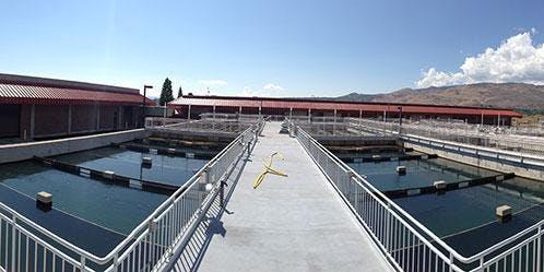 TMWA Chalk Bluff Water Treatment Facility Tour