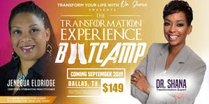 The Transformation Bootcamp