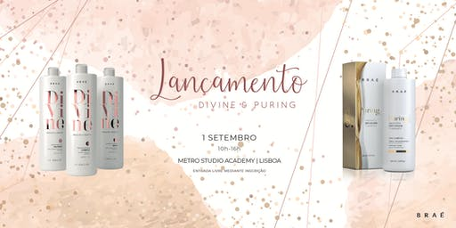 Lançamento Divine & Puring | Braé Hair Care Portugal