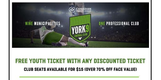 York9  VS  Halifax Wanderers