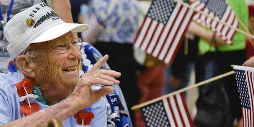 Honoring our Veterans: Care Kits for Honor Flight