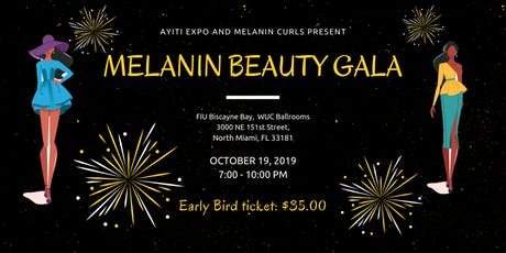 Melanin Beauty Gala tickets
