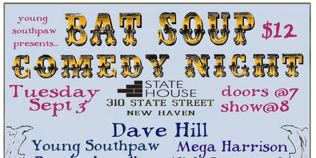 BatSoup III Featuring Dave Hill tickets