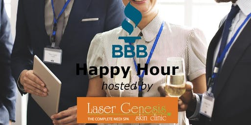 BBB Happy Hour hosted by Laser Genesis