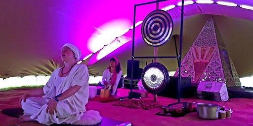 Wisdom Roundhouse : Kundalini Yoga and Gongs Immersion