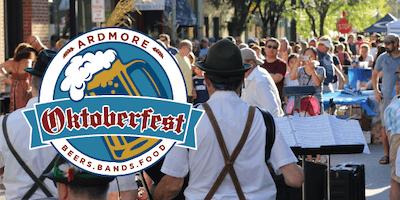 Ardmore Oktoberfest - VIP Tickets
