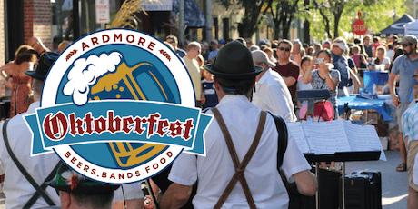 Ardmore Oktoberfest - VIP Tickets tickets