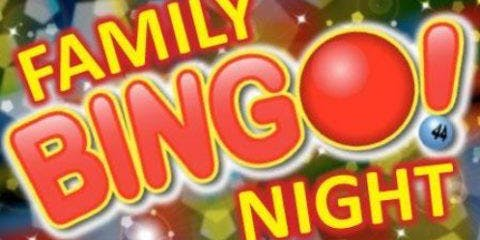 Family Bingo Night for Foster Change Members