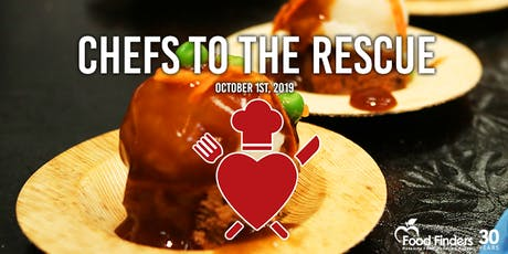 Chefs To The Rescue tickets