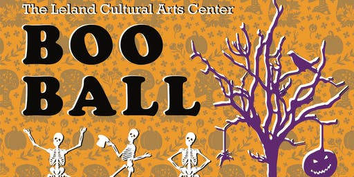The LCAC Presents: The Boo Ball