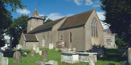 All Saints' Patcham Restoration - the inside story tickets