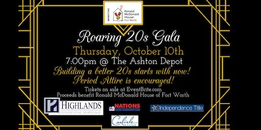 Roaring 20s Gala, a party for Realtors®