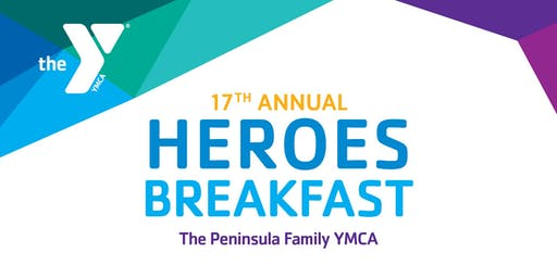 Peninsula Family YMCA's Community Heroes Breakfast