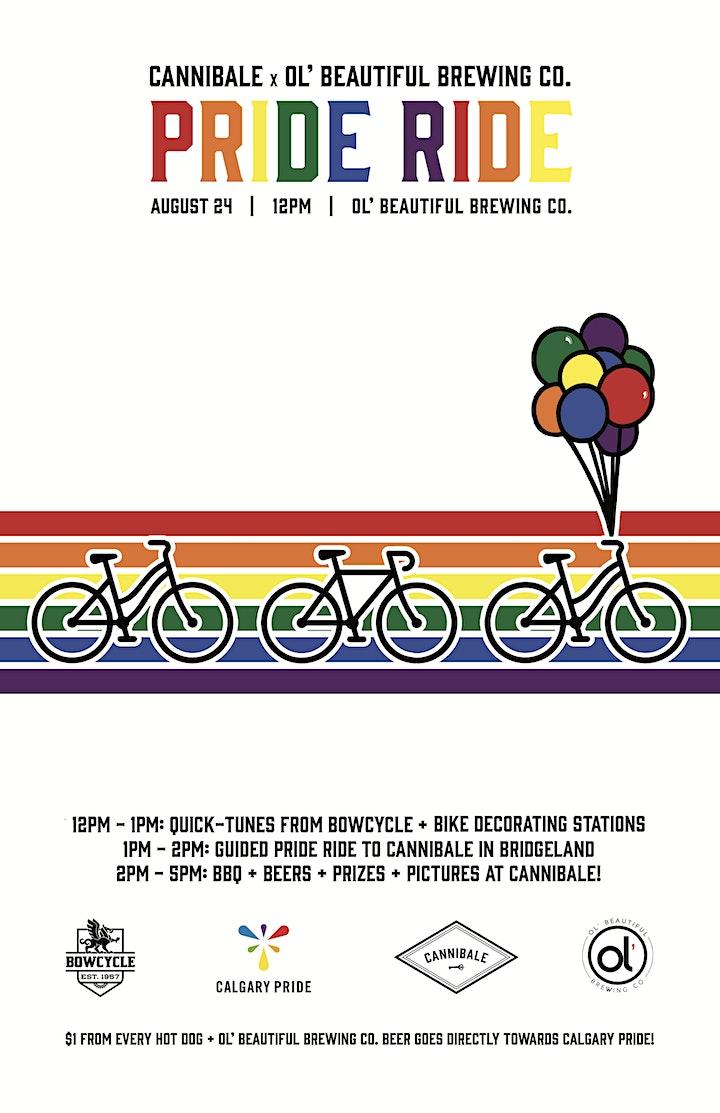 Calgary Pride Ride image