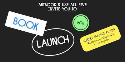 Sunset Market Plaza Book Launch