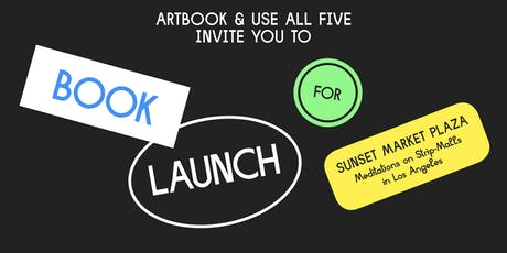 Sunset Market Plaza Book Launch tickets
