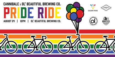 Calgary Pride Ride tickets