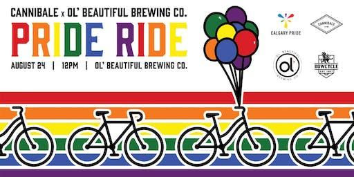 Calgary Pride Ride