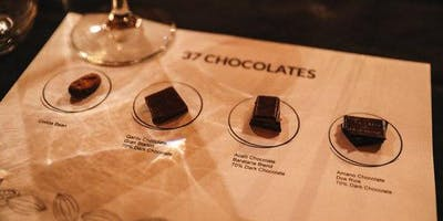 Wine & Chocolate Pairing Event at Grace Winery — Glen Mills