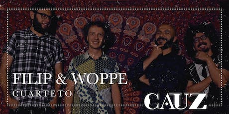 Filip y Woppe Cuarteto tickets
