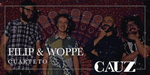 Filip y Woppe Cuarteto