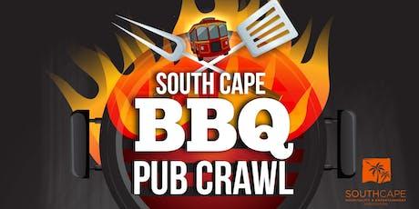 South Cape BBQ Pub Crawl tickets