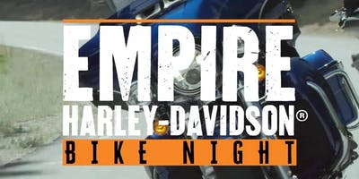 Empire Harley-Davidson Bronx Bike Night At Casa