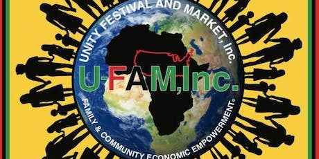 Unity Festival and Market tickets
