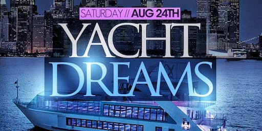 TAYY CARTER YACHT PARTY