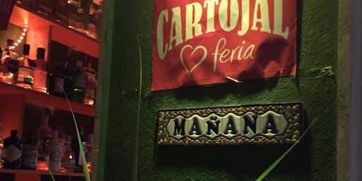 """Feria de Malaga 2019 en bar  """"mañana"""" #malaga #feriaMLG #feriademalaga2019"""