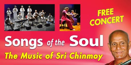 Songs of the Soul--Celebrating the Music of Sri Chinmoy tickets
