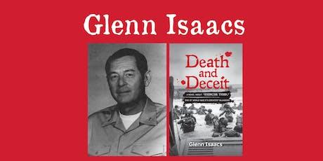 Glenn Isaacs - Death and Deceit tickets