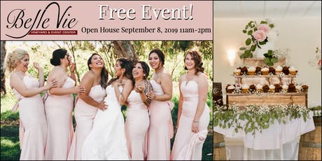 Belle Vie Open House Tour with Free Gift tickets