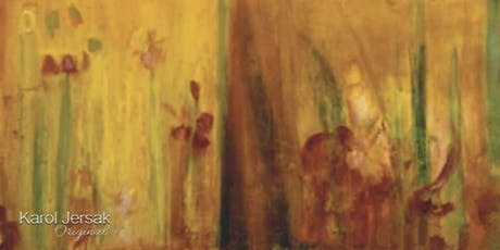 Abstract Painting Workshop - Part 1 of a 4 week class tickets